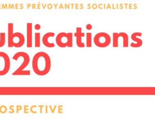 Brochure – Publications : rétrospective 2020